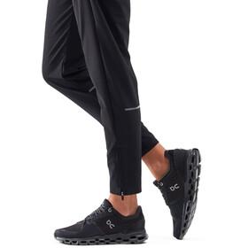 2XU Xvent Woven Pantalones Mujer, black/silver reflective